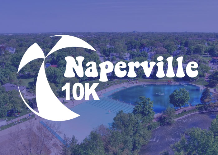 Inaugural Naperville 10K & 5K Set For Sunday, June 9, 2019!