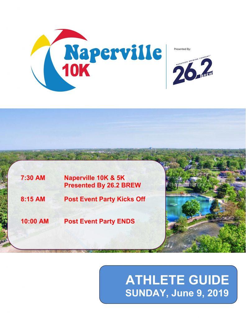 2019 Naperville10K-5K ATHLETE GUIDE